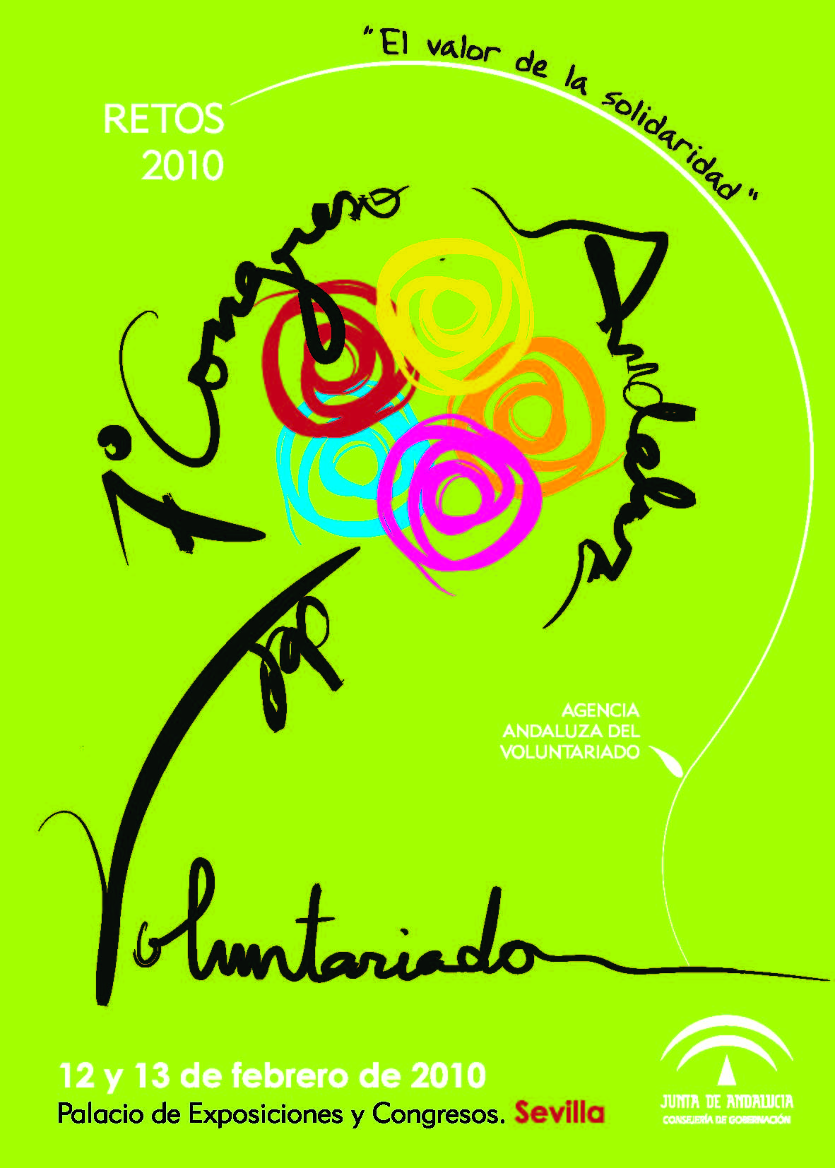 7� Congreso Andaluz del Voluntariado: Retos 2010